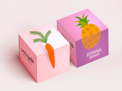 Carlota Agulló: Packaging